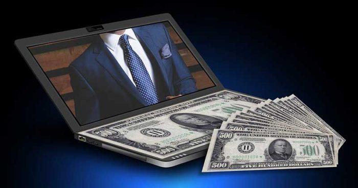 الربح من خلال العمل عبر الانترنت
